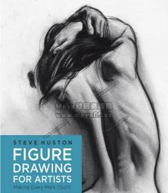 人体手绘电子书Figure Drawing for Artists Making Every Mark Count